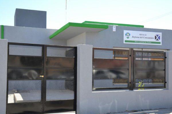 Secretar a de hacienda municipalidad de trelew for Oficina del consumidor valladolid