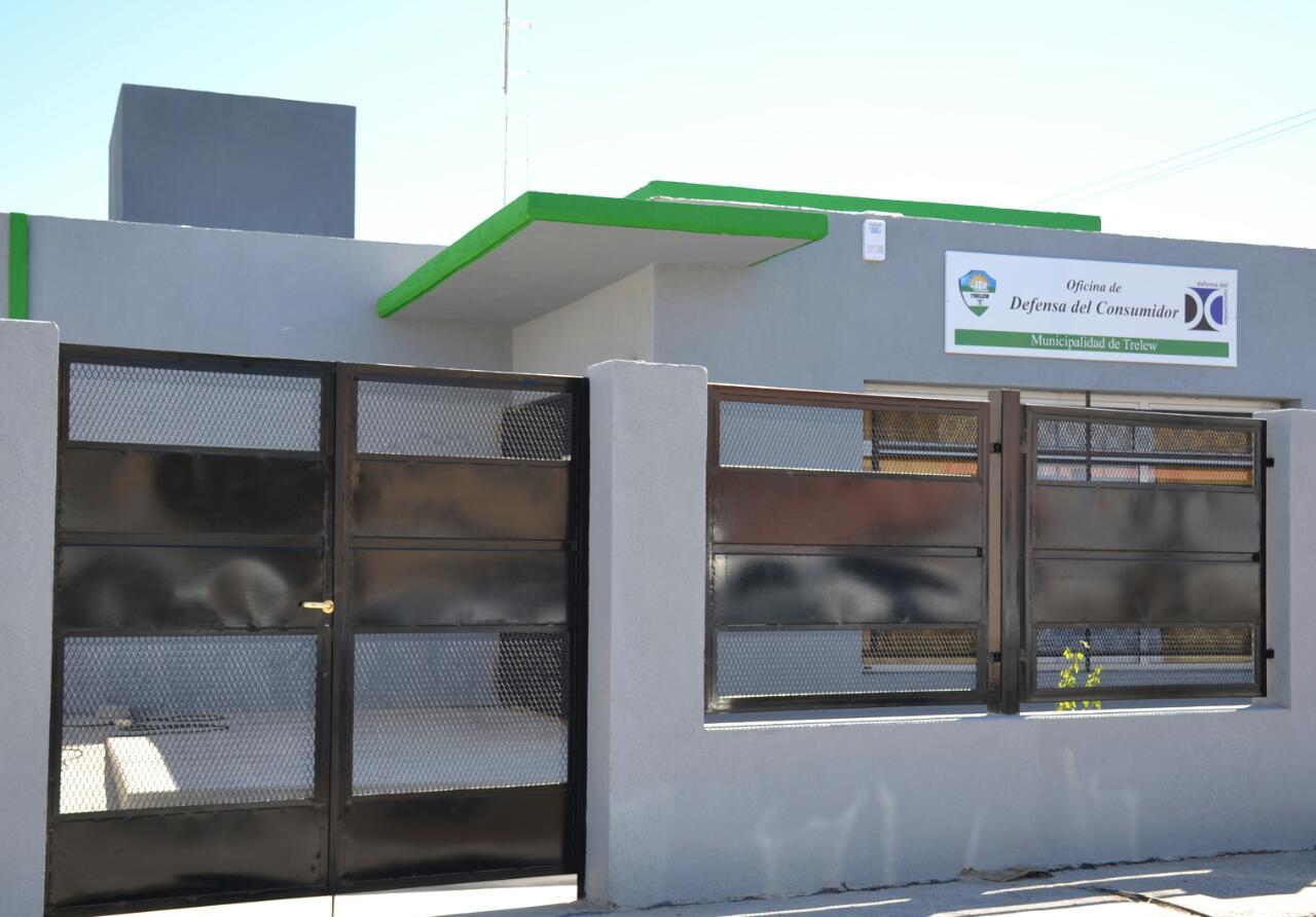 Oficina defensa del consumidor municipalidad de trelew for Tlf oficina del consumidor